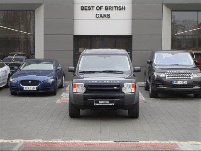 Land Rover Discovery 2,7 TDV6 S AUTOMAT VZDUCH