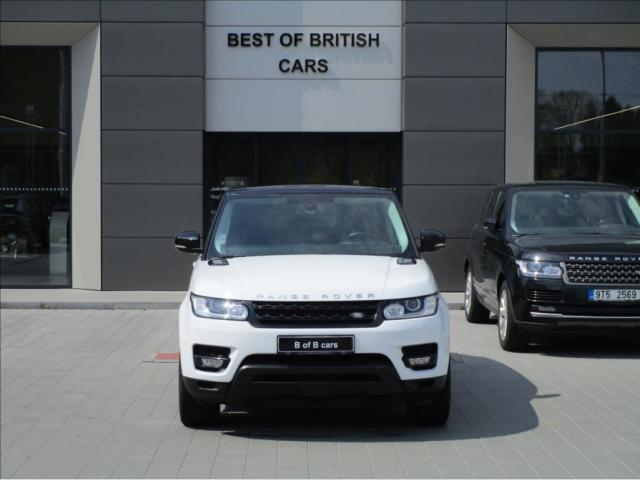 Land Rover Range Rover Sport 3,0 SDV6, HSE, DPH, Panorama