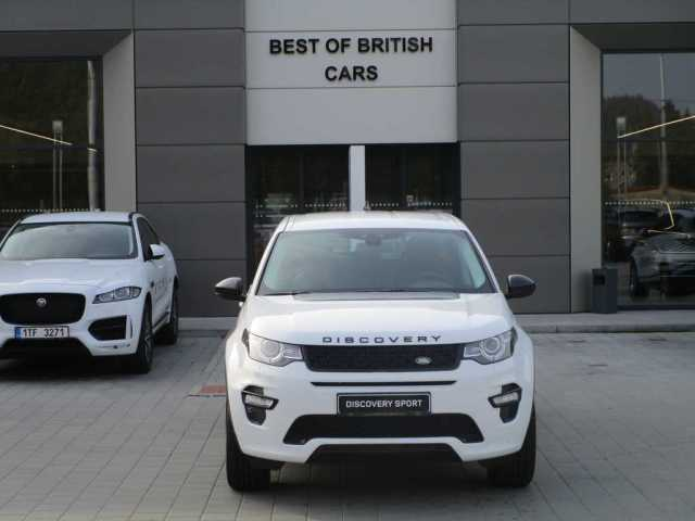 Land Rover Discovery Sport 2,0 TD4 SE automat