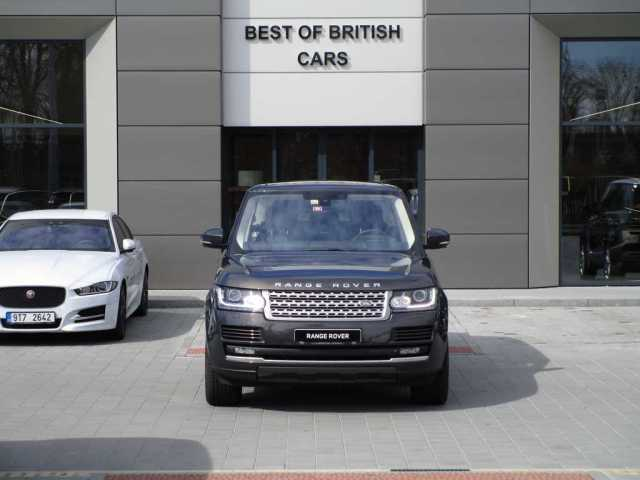 Land Rover Range Rover 4,4 SDV8 Vogue