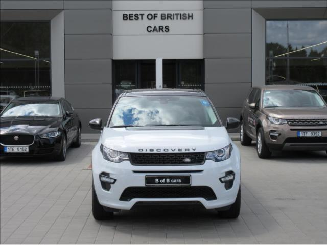 Land Rover Discovery Sport 2,0 TD4 132kW, Dynamic, DPH