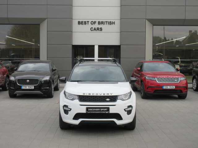 Land Rover Discovery Sport 2,0 TD4 HSE 4x4 aut.