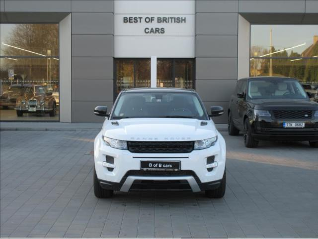 Land Rover Range Rover Evoque 2,2 SD4,140kW,AT,DYNAMIC, DPH!