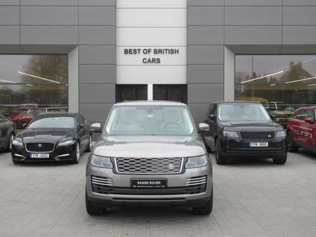 Land Rover Range Rover P400 Plug-in hybrid