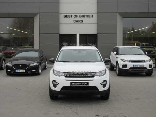 Land Rover Discovery Sport 2,0 TD4 Pure 4x4 aut.