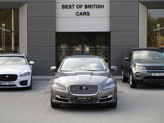 Jaguar XJ 3,0 V6 Premium Luxury aut.