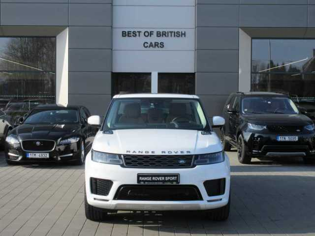 Land Rover Range Rover Sport P400e *AKCE BLACK MONTH*