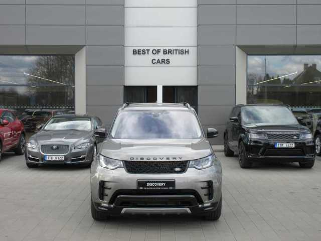 Land Rover Discovery 5 3,0 SDV6 HSE Luxury