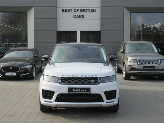 Land Rover Range Rover Sport 3,0 SDV6, 225kW,HSE Dynamic,