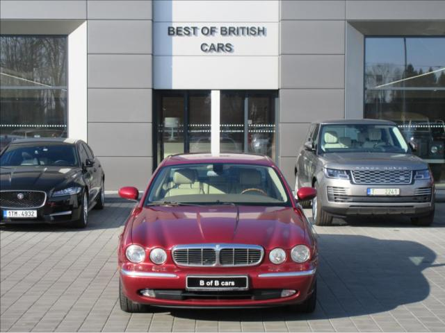 Jaguar XJ 2,7 d V6,Sovereign,1.Maj, DPH,