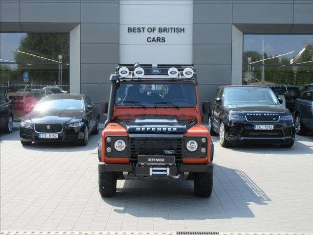 Land Rover Defender 2,2 110 , ADVENTURE EDT, DPH!