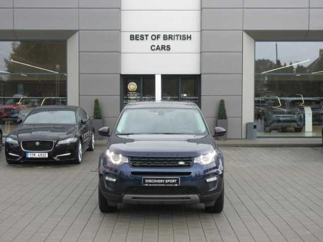 Land Rover Discovery Sport 2,0 TD4 SE 4x4 aut.