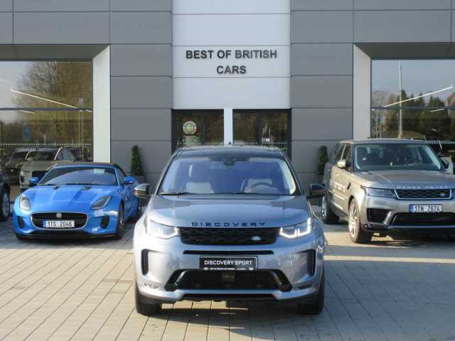 Land Rover Discovery Sport R-Dynamic SE P200 4x4 aut.