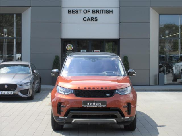Land Rover Discovery 3,0 SD6 225kW, HSE Luxury