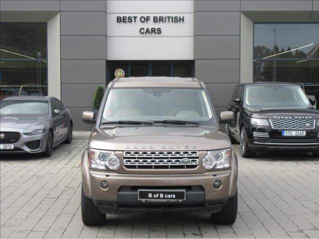 Land Rover Discovery 3,0 SDV6 188kW,HSE, Rezervace