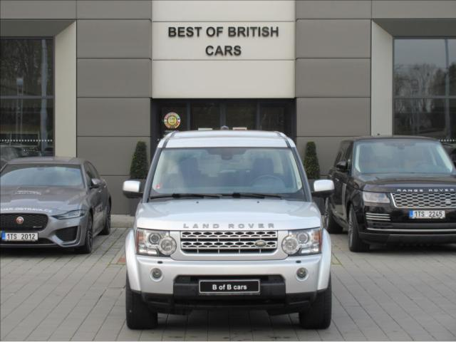 Land Rover Discovery 3,0 SDV6 188kW, HSE,DPH!